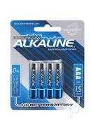 Doc Johnson Alkaline Batteries Aaa 4 Pack