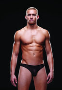 Mesh Brief M/l Black